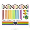 image tatouage rainbow