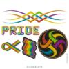 image tatouage gay pride