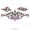 image tatouage danse orientale