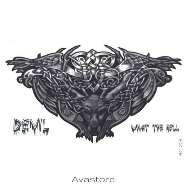 image tatouage devil