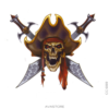 image tatouage pirate
