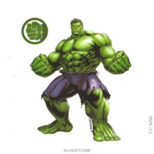 image tatouage hulk