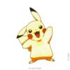 image tatouage pokemon pikachu