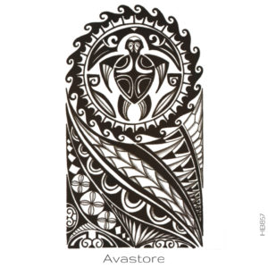 Tortue Polynésienne