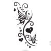 image tatouage brin d'amour