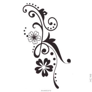 Brin fleuri