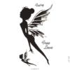 image tatouage fées free love