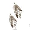 image tatouage plume indien