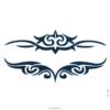image tatouage aile maori