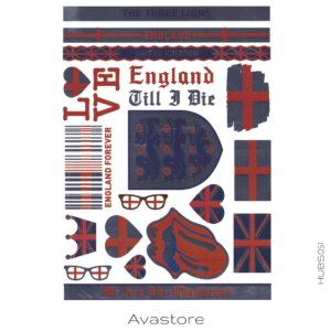 supporter Anglais
