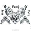 image tatouage faith