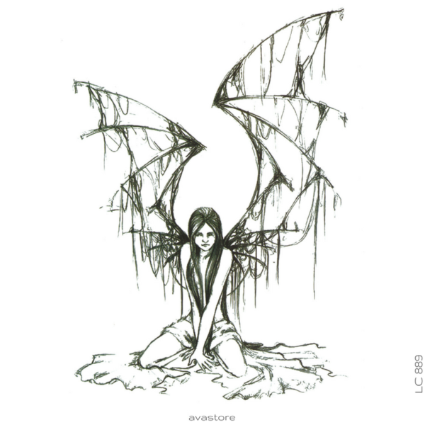 image tatouage femme dragon