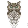 image tatouage hibou