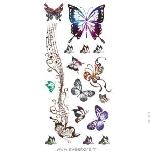 bijoux papillons