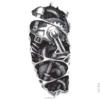 image tatouage cyborg