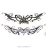 image tatouage papillon oriental
