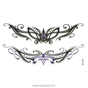 papillon oriental