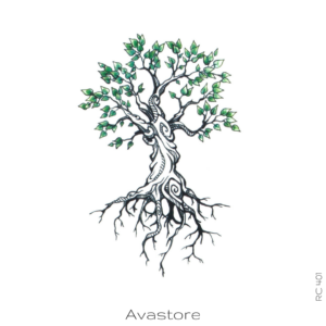 image tatouage arbre
