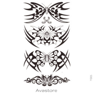 papillon polynésien