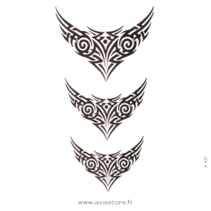 hibou tribal
