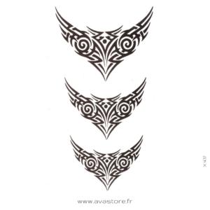 hibou tribal