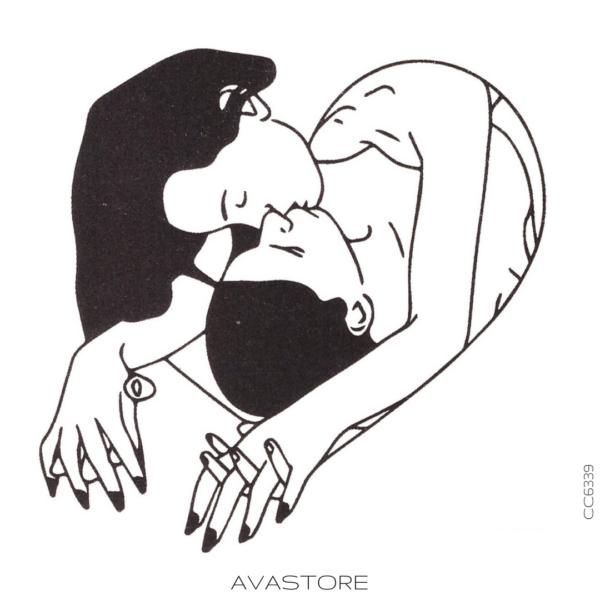 image tatouage amoureux
