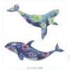 image tatouage Baleines
