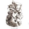 image tatouage femme poker