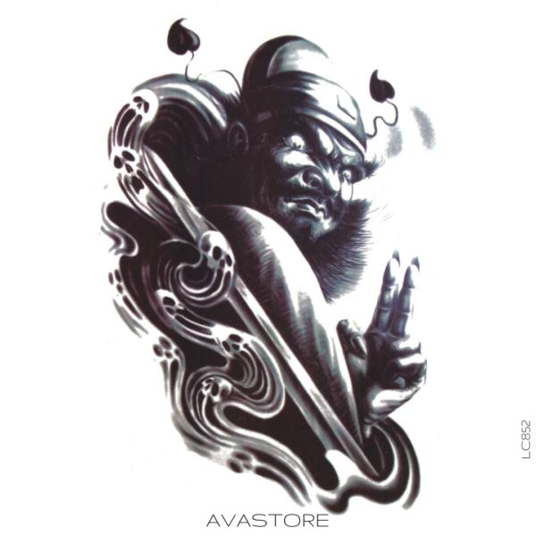 image tatouage ténèbres