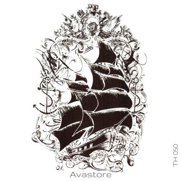 image tatouage bateau
