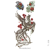 image tatouage temporaire phoenix
