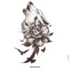 image tatouage temporaire natura