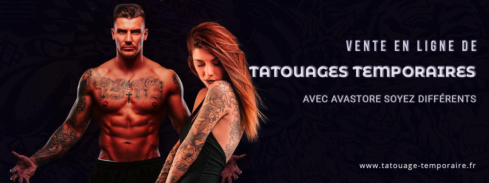 header tatouage temporaire avastore