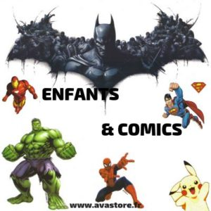 Enfants & Comics