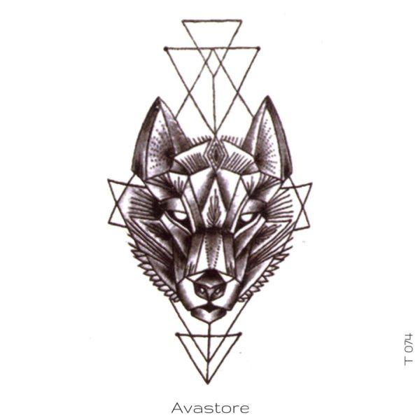 tatouage temporaire louvio